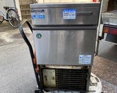 大和市でホシザキ製氷機を回収