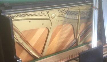 町田市でアップライトピアノの解体撤去