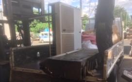 さいたま市緑区で業務用エアコンを回収